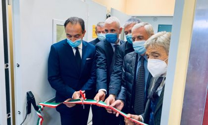 Emergenza Coronavirus, presentata  la nuova area di degenza Covid al presidio ospedaliero Oftalmico