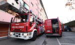 Principio d'incendio in un alloggio, preoccupazione in via Foglizzo