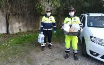 La Protezione Civile torna operativa per l'emergenza