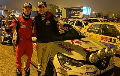 Davide Porta vince il campionato italiano di rally R1