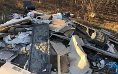 Scoperti altri rifiuti abbandonati a Castiglione