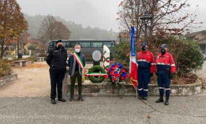 L'omaggio ai Carabinieri nel giorno dell'anniversario della strage di Nassiriya