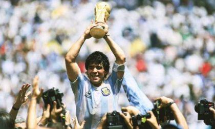 Morto Diego Maradona, una leggenda del calcio mondiale