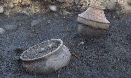 Scoperta una necropoli nella centrale di Volpiano