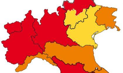 Il Piemonte spera di tornare zona arancione entro il 3 dicembre