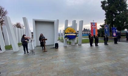 Al Cimitero monumentale la cerimonia per ricordare le vittime della Thyssen