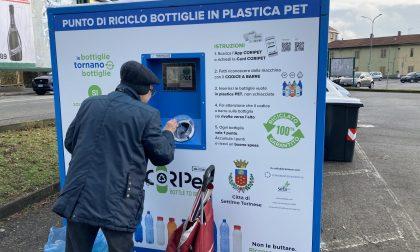 Raccolta plastica, attivati i nuovi cassonetti