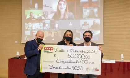Nova Coop premia i migliori studenti delle superiori e dell'Università