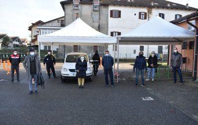 Test rapidi a Gassino, il bilancio delle prime settimane