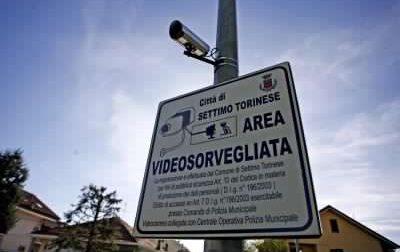 Trentamila euro per le nuove telecamere di videosorveglianza