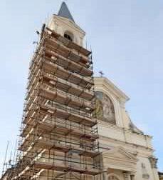 Dal Comune un contributo per la San Pietro in Vincoli