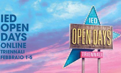 L'Istituto Europeo di Design presenta i nuovi Open Days online