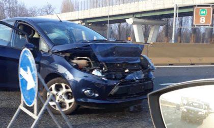 Incidente in autostrada:  forti rallentamenti tra Settimo e Volpiano