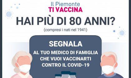 Campagna anti Covid: vaccinazioni pe ultraottantenni e personale scolastico. Ecco le modalità
