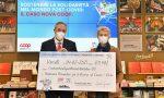 Nova Coop dona 120mila euro alla Fondazione piemontese per la ricerca sul cancro