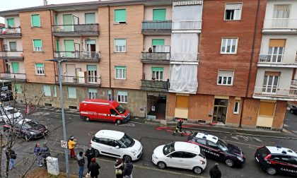 Incendio alloggio, soccorsi imponenti per un rogo a Settimo
