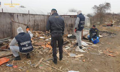 Sequestrate a Settimo Torinese due discariche a cielo aperto con rifiuti pericolosi. Tre denunciati