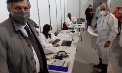 Vaccinazioni anti Covid, il distretto mobile sperimentato nel cuneese può essere applicato a tutto il Piemonte