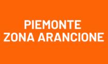 Anche la Provincia di Cuneo entra in zona arancione