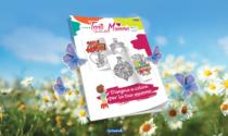 Tanti Auguri Mamma: da martedì 20 aprile in regalo un bellissimo album da colorare
