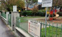 San Raffaele, riapre il parco giochi per i bimbi di via del Giardino