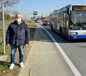 Il bus 26 arriverà fino a via Paganini, vicino al retail park