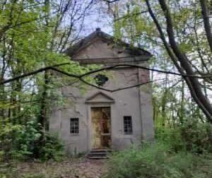 La cappella di San Desiderio, un patrimonio  nel degrado