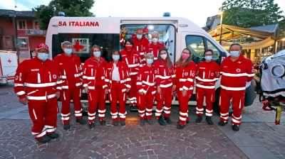 """Croce Rossa, """"sempre presenti in città"""""""