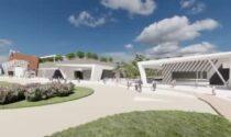 L'ex stabilimento Gft lascia spazio a un polo sportivo, con la parete  di roccia più grande del nord Italia