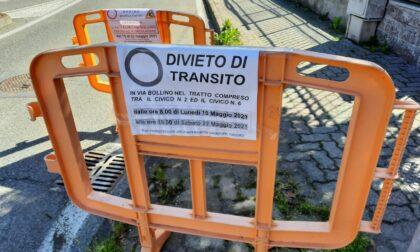 Gassino, da lunedì 10 maggio al via i lavori tra corso Italia e viale Bollino. Come cambia la viabilità