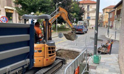 Cantieri e lavori in corso, deviazioni al traffico in centro