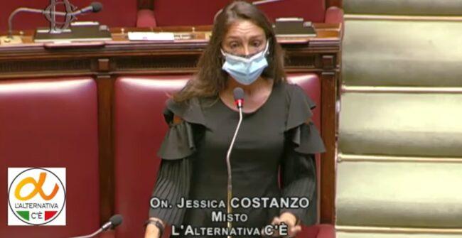 L'onorevole Jessica Costanzo