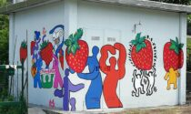 Cabine E-Distribuzione dipinte dai ragazzi del liceo