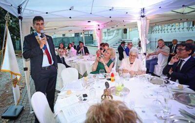 Cambio al vertice Rotary: Bertone succede a Ellena