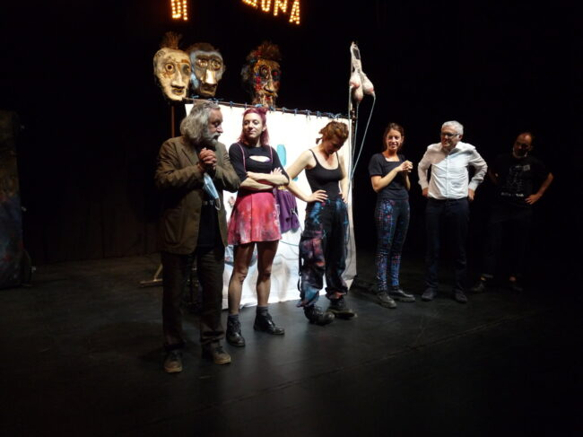 Raptus di luna teatro Garibaldi Settimo