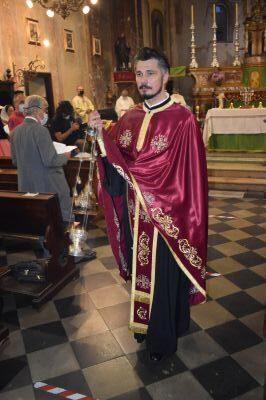 San Mauro, celebrazione rito Cattolici - ortodossi