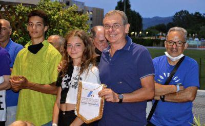 Settore giovanile in evidenza: Alessia Succo  e  Ramesh Tudisco,  la Settimese ha le sue stelle