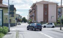 L'incrocio che non pensa ai pedoni tra via Ariosto e via Po