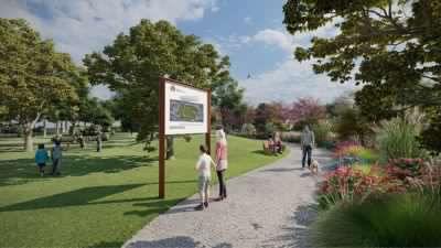 Il parco urbano avrà anche la ristorazione?