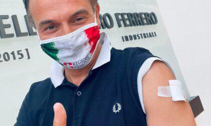 """Cirio: """"E' grazie ai vaccini che il Piemonte può restare in zona bianca"""""""
