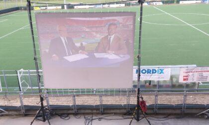 Europei di calcio 2021, al campo sportivo di Gassino il maxi schermo per vedere Italia - Spagna
