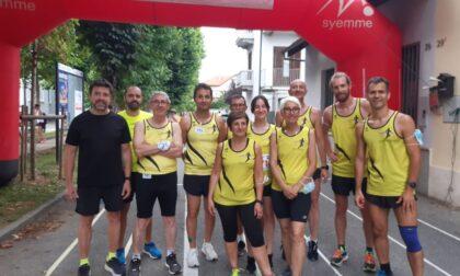 Olimpiatletica in gara alla StraMathi