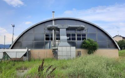Gassino, il padiglione polivalente di via Diaz luogo strategico di Protezione Civile