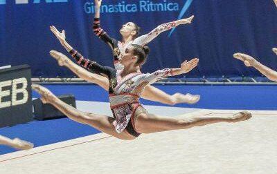 Olimpiadi di Tokyo, nella ritmica le Farfalle azzurre con la venariese Alessia Maurelli sono di bronzo