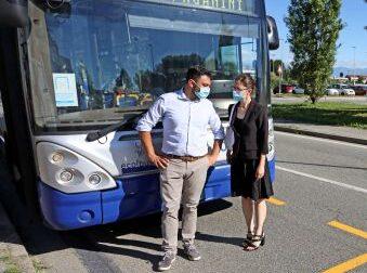 Nuove linee per il trasporto pubblico, nessun costo aggiuntivo per il Comune