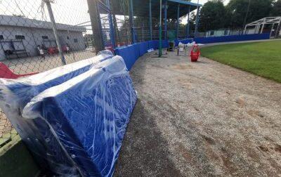 Europei di baseball a Settimo: proseguono  i lavori di restyling  allo stadio Aluffi verso l'esordio