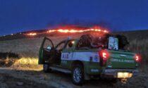 Allarme incendi boschivi, volontari Aib piemontesi partiti per la Calabria