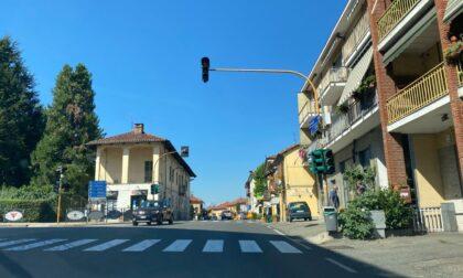 Castiglione, partito il cantiere per i nuovi marciapiedi in via Torino