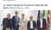 Universiadi Torino  - Piemonte 2025: Alessandro Ciro Sceretti presidente del Comitato organizzatore