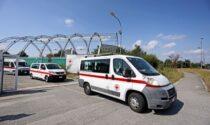 Il presidente Cirio in visita al Centro Fenoglio, che sta accogliendo i profughi afghani